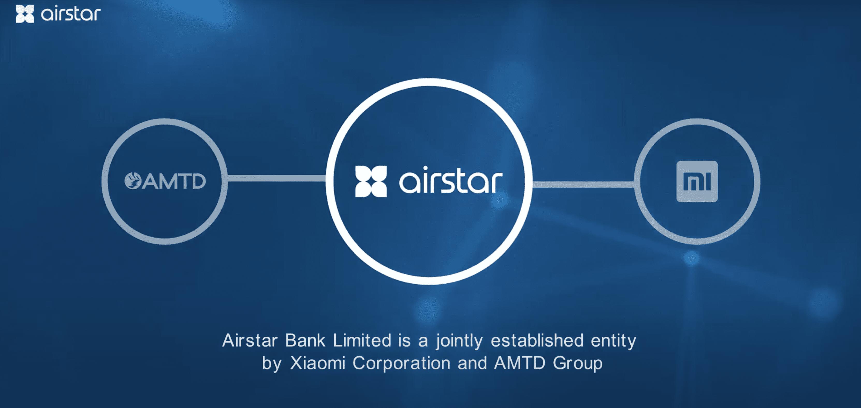 AMTD Digital | Virtual Banking: Airstar Bank