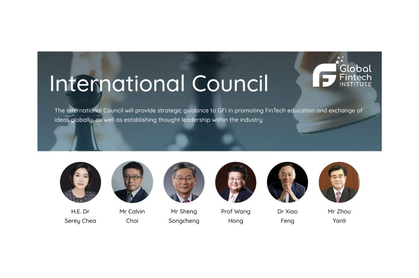 AMTD News | Calvin Choi appointed as GFI's International Council member