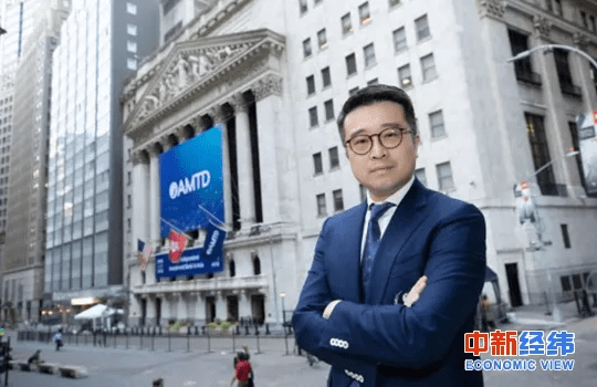 China News Service's exclusive interview with Calvin Choi: to build China's own world-class investment bank