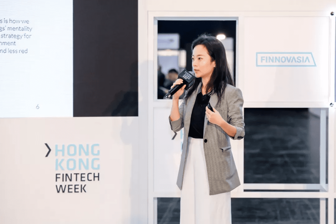 #HKFintech2019 Vol.9 | Michelle Li – The Tipping Point of FinTech: Trust is the key