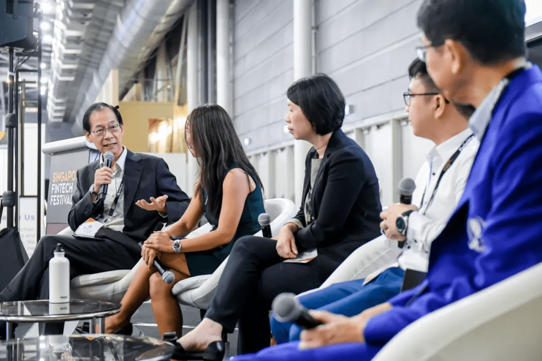 #AMTD x SFF Vol.6 | Cultivation of Fintech Talents in Singapore and Asia