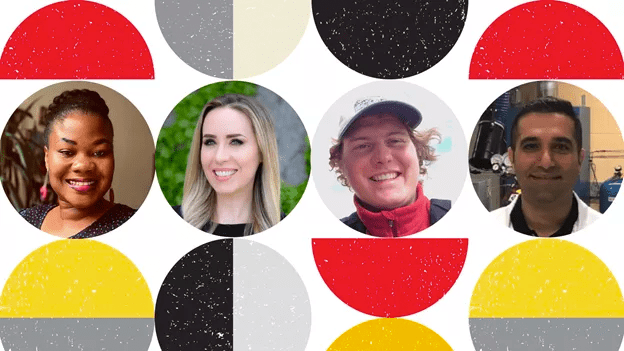 AMTD News | The 1st batch of four AMTD Scholars debut