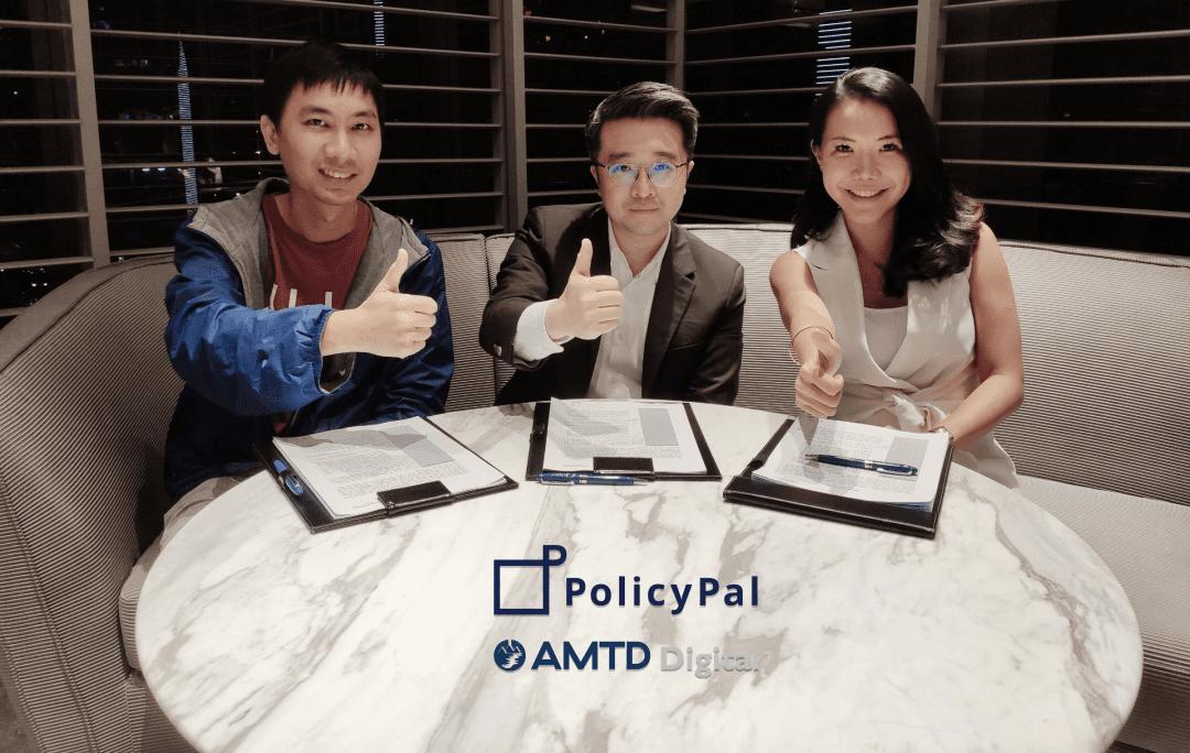 AMTD Digital | InsurTech Platform: PolicyPal