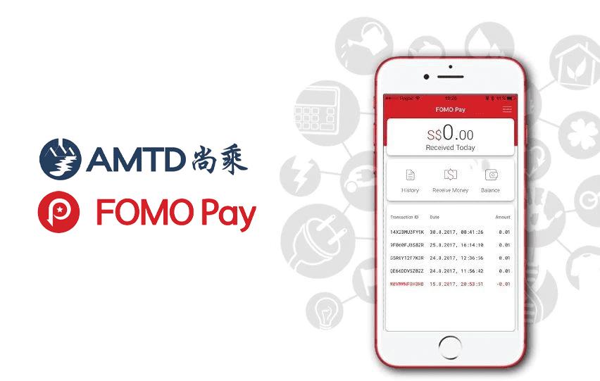AMTD Digital | Digital Payment Platform: FOMO Pay