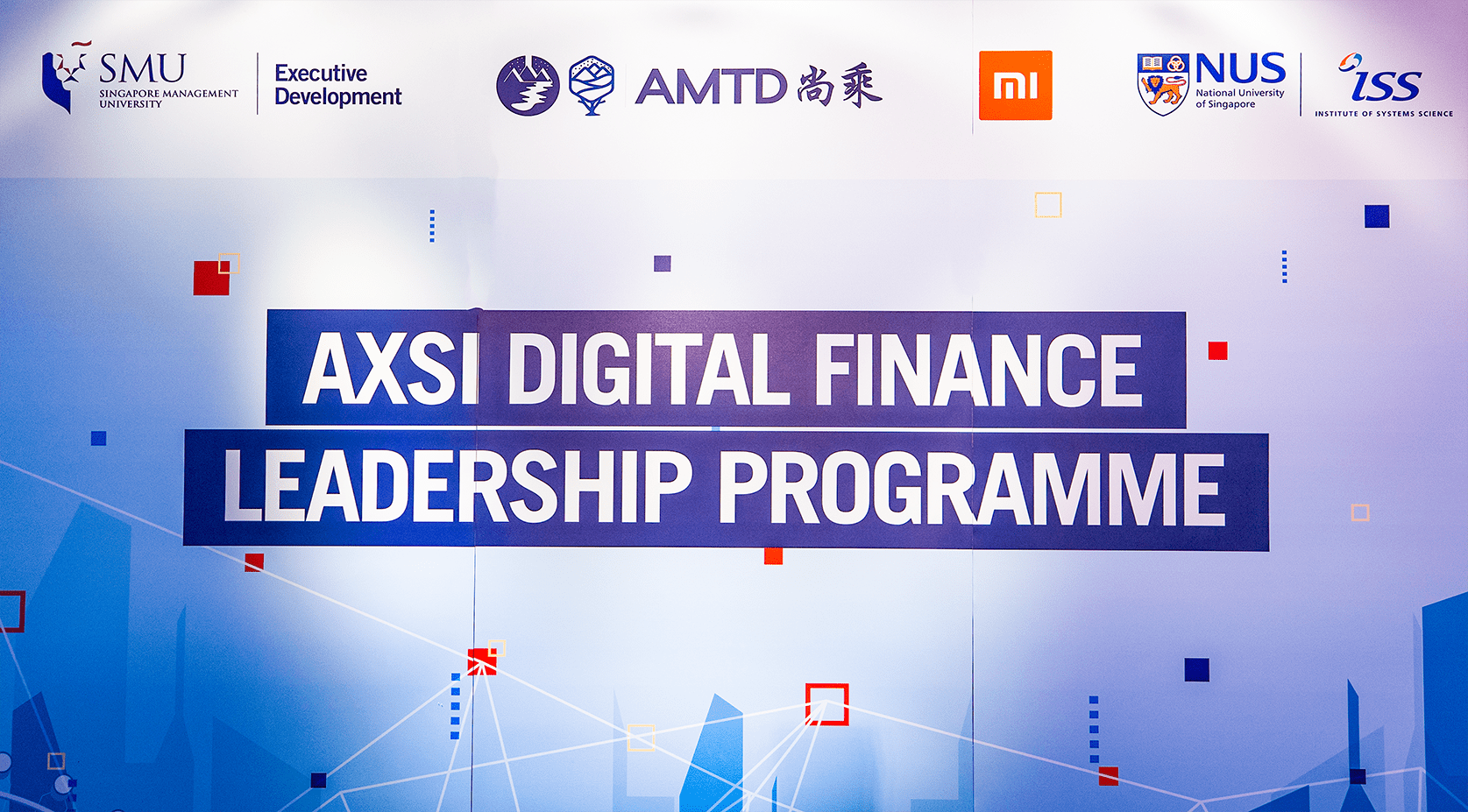 AMTD News | 2nd Batch of Graduates Completed the AXSI Programme