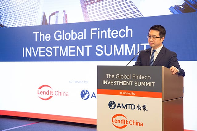 2016 LendIt – AMTD Global Fintech Hong Kong Summit successfully launched