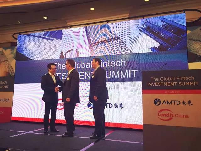 AMTD & LendIt announce the establishment of Joint Global Office