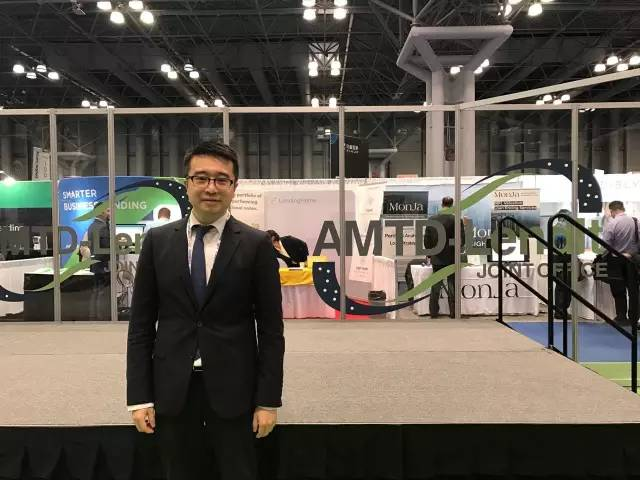 [Lendlt USA 2017] AMTD is invited to attend the 5th LendIt Fintech Summit in the United States, showcasing its global Fintech ecosystem layout