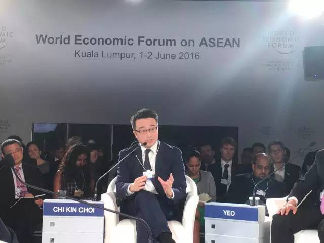 AMTD Calvin Choi named 2017 Young Global Leader by WEF