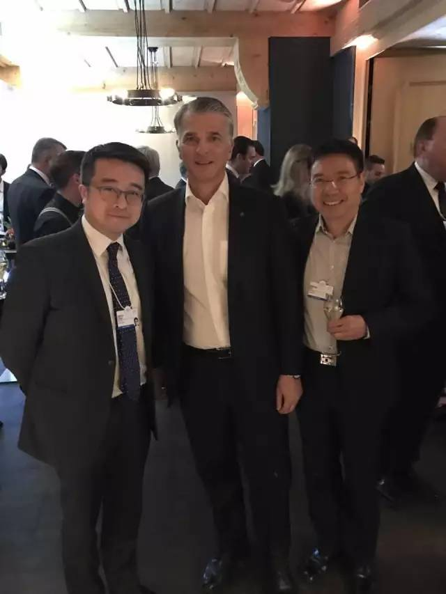 【World Economic Forum Review Vol. 1】Chairman Mr. Calvin Choi led AMTD delegation to attend World Economic Forum 2017 Annual Meeting, steadily advancing AMTD's globalization strategy, radiating from China to rest of the world