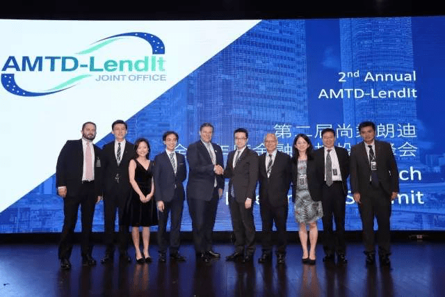 The 2nd Annual AMTD-LendIt Global Fintech Investment Summit is held successfully – Technology Pioneers, Leading Investors Debate on Fintech New Normal